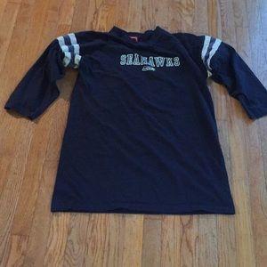 Seattle Seahawks short gown